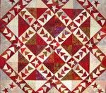 CRAZY GOOSE CHASE Kim Jalette 1 session/5 hrs./$50   This Buggy Barn pattern is a fun, crazy pattern and can be made in any variety of fab...
