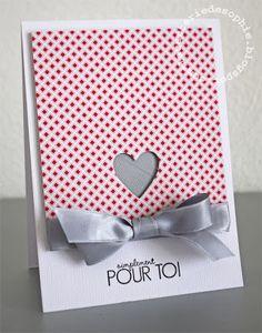 New Diy Wedding Cards Handmade Simple Ideas Wedding Cards Handmade, Greeting Cards Handmade, Diy Wedding, Valentine Love Cards, Heart Cards, Anniversary Cards, Anniversary Ideas, Card Tags, Creative Cards