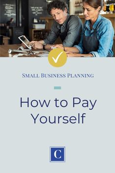 One of the first things you need to figure out as you set up your small business is how to pay yourself as a business owner.  After all, one reason to start this business was to be paid.  We're looking at three reason that will help you be confident in why and how much you should pay yourself from your business.  It's possible (and important!) to give yourself that paycheck from your very first invoice or project.