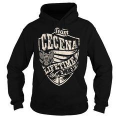 (Tshirt Awesome Sale) Last Name Surname Tshirts Team CECENA Lifetime Member Eagle Discount 5% Hoodies, Funny Tee Shirts