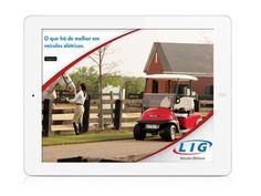 Apresentação para iPad LIG Veículos