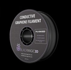 3ders.org - Graphene 3D Lab announces commercial sale of conductive graphene filaments for 3D printing | 3D Printer News & 3D Printing News