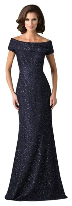 Jade Couture Lace Dress