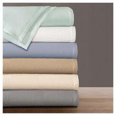 Bed Blanket Liquid Cotton Twin Linen
