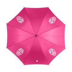 Skull Umbrella UNYS - Compact Folding Auto Open Close