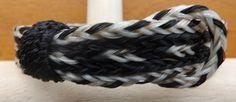 Black and White Striped Horse Hair Cinch Bracelet   eBay