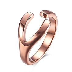 * Penny Deals * - 316L Titanium Stainless Steel Rings Bands Rose Gold Plated Anniversary Engagement Rings Best Promise Rings Wedding Bridal Bands Fashion Jewelry Sparkly Open Rings Gift for Women,  Titanium Stainless Steel Rings Bands Rose Gold Plated Anniversary Engagement Rings Best Promise Rings Wedding Bridal Bands Fashion Jewelry Sparkly Open Rings Gift for Women, 8 316L *** You can get additional details at the image link.
