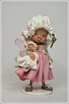 Muñeca porcelana