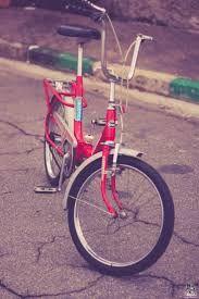 Resultado de imagem para bicicleta monareta com alforge ie ie ie