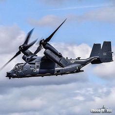 CV-22 Osprey | : @phoon_photos by globalair