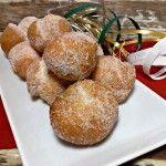 Castagnole all'arancia, ricette di carnevale