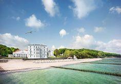 5-Sterne-Luxus im �ltesten Seebad Deutschlands direkt an der Ostseek�ste � inkl. Fr�hst�ck, Yoga, Spa