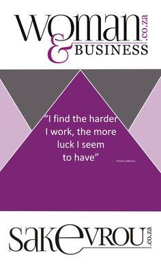Always work hard