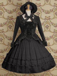 Mary Magdalene Velveteen Victorian Jacket