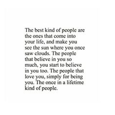 best kind of people