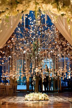 Wedding - Cipriani 42nd St, NYC - Fall :: MBV Photography