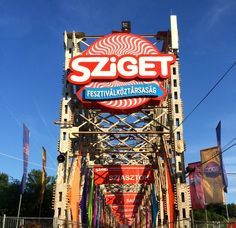 Sziget festival Hungary, Neon Signs, Concerts, Festivals, Bucket, Glamour, Future, Board, Places