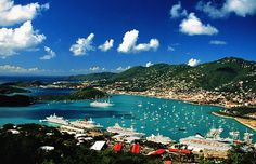 St. Thomas Virgin Islands.  Very beautiful!