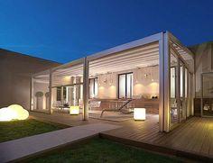 Carport & Überdachung - Creativ Zaun Design GmbH Pergola Carport, Metal Pergola, Backyard Pergola, Pergola Plans, Pergola Kits, Pergola Ideas, Deck Plans, Metal Roof, Patio Ideas