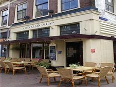 Café restaurant In den Kleinen Hap . Al meer dan 25 jaar een begrip in Amersfoort !!