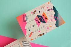 D & R by Marta Veludo, via Behance