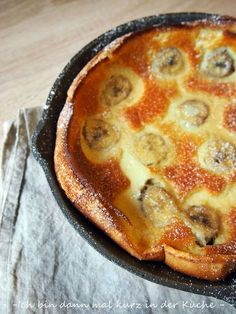 Ich bin dann mal kurz in der Küche: Neue Idee für das Sonntagsfrühstück