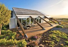 Amazing Net Zero House in the Canary Islands has On-Site Wind Turbines | Inhabitat - Sustainable Design Innovation, Eco Architecture, Green Building