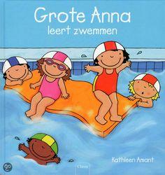 Grote Anna leert zwemmen Kathleen Amant