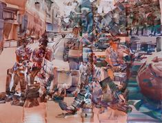 Image result for kira wager Painting Collage, Oslo, Illustration, Image, Art, Art Background, Illustrations, Kunst, Art Education
