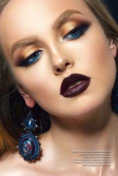 Sexy Makeup, Makeup Inspo, Makeup Art, Makeup Night Out, Fashion Editorial Makeup, Brunette Makeup, Make Up Inspiration, Halloween Makeup Looks, Lots Of Makeup