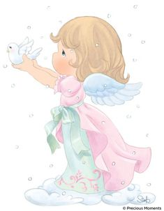 We think you might like these Pins Precious Moments Coloring Pages, Precious Moments Quotes, Precious Moments Figurines, Christmas Yard Art, Christmas Drawing, Blue Nose Friends, Angel Drawing, Cute Paintings, Crochet Humor