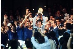 World Cup winners Italy 1982
