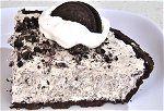 How to Make a No Bake Oreo Cookie Pie Recipe