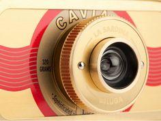 Câmera La Sardina Beluga, inspirada nas antigas latas de sardinha