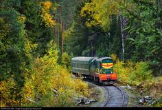 RailPictures.Net Photo: 2071 Russian Railways ChME3 at Shatura, Moscow region, Russia by Ilya Semyonoff