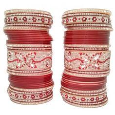 Wedding Chura Designs Online Shopping At www.indianbridalhome.com