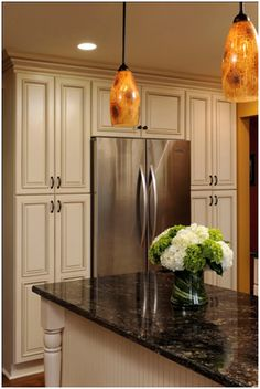 cabinets around refrigerator to be had by creating utility cabinets around their utility cabinetspantry cabinetsrefrigerator cabinetkitchen. beautiful ideas. Home Design Ideas
