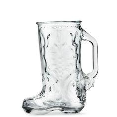 Boot Shaped Stein weddingshop.theknot.com/boot-shaped-stein.aspx #knotshop #weddings