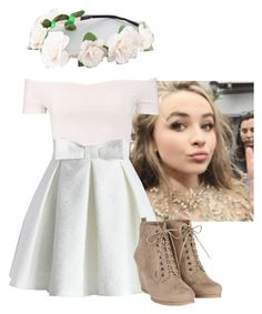 """Sabrina carpenter"" by mooerdoo ❤ liked on Polyvore featuring Chicwish, Full Tilt and sabrinacarpenter"