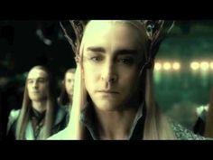 The Hobbit- AUJ Extended (Thranduil and Thror) - YouTube