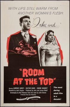 """""""El cine británico había sido muy aburrida y conformista """" (Karel REeisz) #LCeM1516 #Freecinema #Unlugarenlacumbre #JackClayton"""