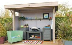 Outdoor Cabin