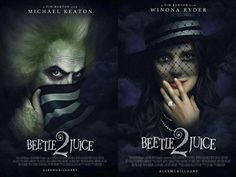 Beetlejuice 2 - Tim Burton is announced as Director and Producer for this one and Michael Keaton and Wynona Rider are to reprise their roles. So excited for this one.