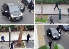 Un fermo immagine tratto dal filmato di un videoamatore postato su Youtbe mostra…