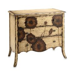 Poppy 3-Drawer Accent Chest - BedBathandBeyond.com