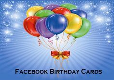 Colorful Birthday Cards with Balloons Facebook Birthday Cards, Send Birthday Card, Birthday Cards Images, Happy Birthday Flower, Cool Birthday Cards, Homemade Birthday Cards, Colorful Birthday, Happy Birthday Greeting Card, Happy Birthday Balloons