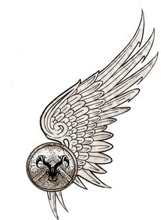 Aries Wing by navyaerophys