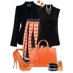 A fashion look from February 2013 featuring D&G blouses, Lanvin jackets and Collette By Collette Dinnigan skirts. Browse and shop related looks.