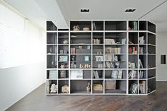 Tsao Residence - Room Partitions by KC Design Studio :: 無爲