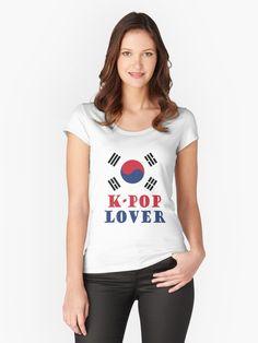 K-Pop Lover Tshirt  kpop k pop kdrama bts korea hallyu exo twice snsd super junior boygroup girlgroup k pop lover idol group idol music pop fan fangirl fanboy